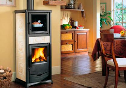 Caldaie e stufe caldaie - Stufa caldaia a legna ...